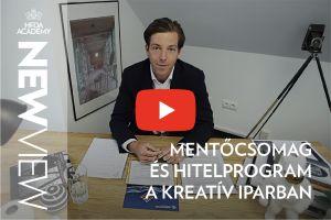 HFDA Academy: New View   8. epizód   Mentőcsomag és hitelprogram a kreatív iparban