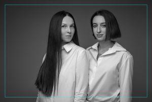 Varvara Zikran & Maria Mokhova