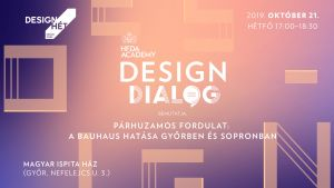 Párhuzamos fordulat: a Bauhaus hatása Győrben és Sopronban