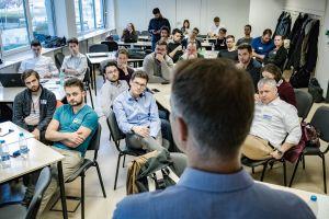 Pályázati felhívás Startup Campus x HFDA