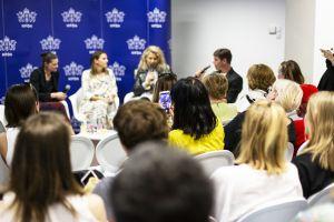 HFDA Academy: A kerekasztal beszélgetés fő témája a Hivatások a divatban volt
