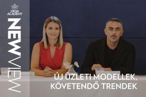 HFDA Academy: New View | 13. epizód | Új üzleti modellek, követendő trendek
