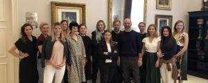 Folytatódik a nemzetközi divat mentorprogram
