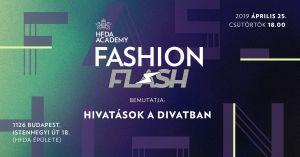 HFDA Academy Fashion Flash: Hivatások a divatban