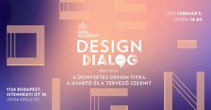 HFDA Academy design Dialog: A díjnyertes design titka