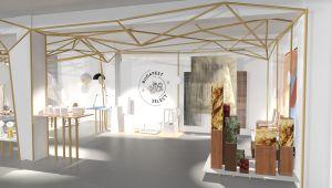 11 magyar formatervező közös standjával képviseli az MDDÜ magyar designt a London Design Fair szakvásáron