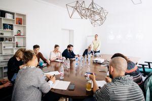 Elkezdődött a design START mentorprogram