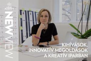 HFDA Academy: New View | 11. epizód | Kihívások, Innovatív megoldások a kreatív iparban